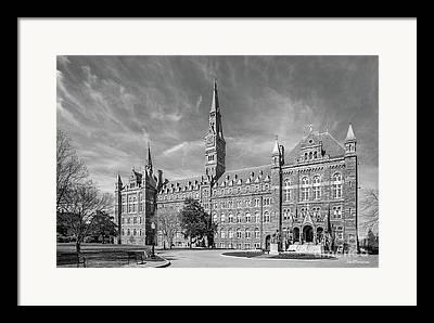 Alma Mater Framed Prints