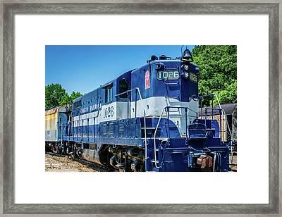 Georgia 1026 Framed Print