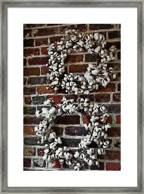 Georgia Staple Framed Print by JAMART Photography