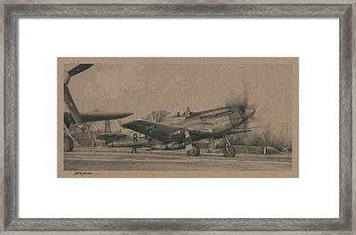 Georgie Framed Print