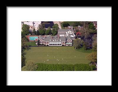 Merion Cricket Club Framed Prints