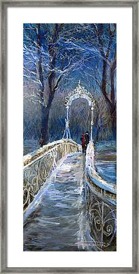 Germany Baden-baden 02 Framed Print by Yuriy  Shevchuk