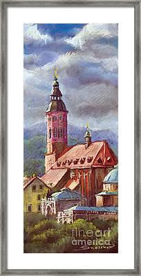 Germany Baden-baden 05 Framed Print by Yuriy  Shevchuk