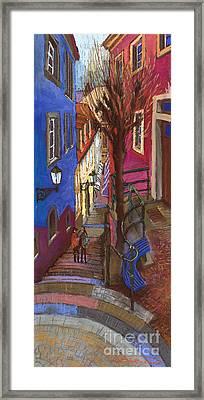 Germany Baden-baden 08 Framed Print by Yuriy  Shevchuk
