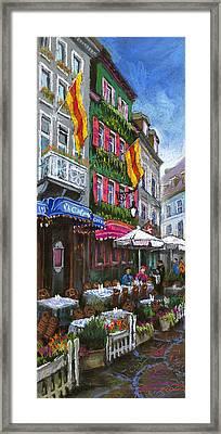 Germany Baden-baden 10 Framed Print by Yuriy  Shevchuk