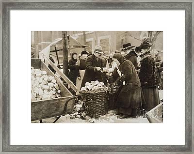 Germany: Inflation, 1923 Framed Print by Granger