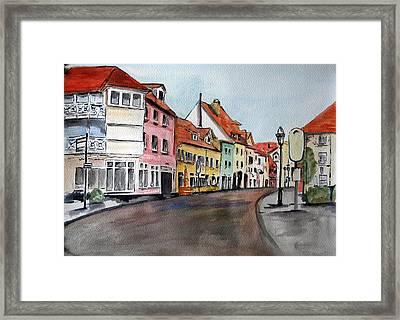 Germany  Framed Print by Julie Lueders