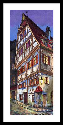 Germany Framed Prints