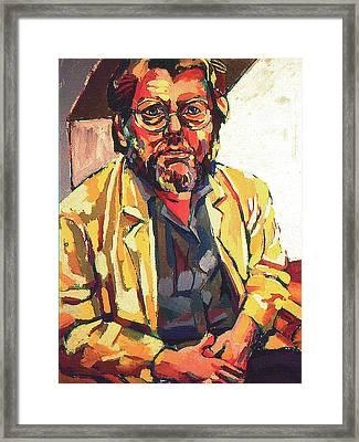 Gerry Framed Print