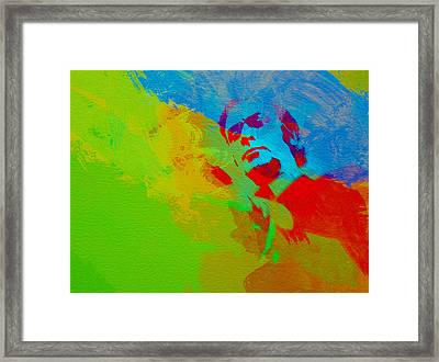 Get Carter Framed Print by Naxart Studio