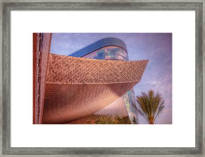 Get The Point Framed Print by Stephen Campbell