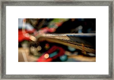 Get To The Point 6734 Framed Print