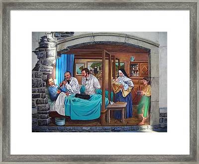 Get Well Soon ... Framed Print