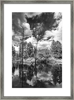 Framed Print featuring the photograph Getaway by Rick Furmanek
