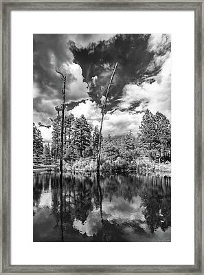 Getaway Framed Print