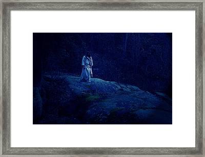 Gethsemane Framed Print by Vienne Rea
