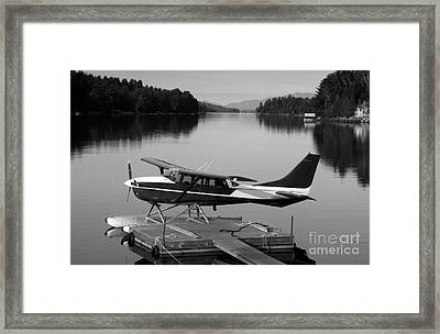 Getting Away Framed Print by David Lee Thompson
