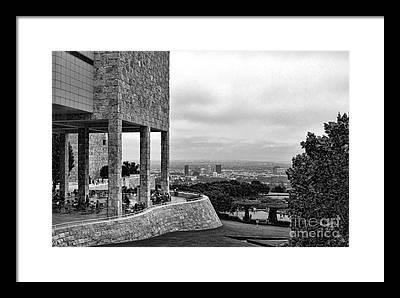 J Paul Getty Photographs Framed Prints