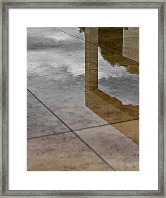 Getty Reflections Framed Print