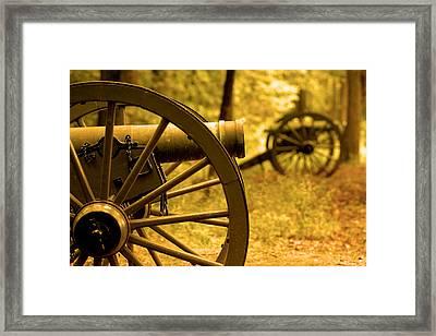 Gettysburg Framed Print by Don Wolf