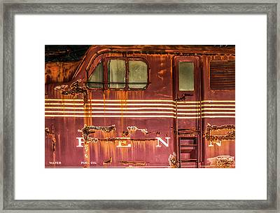 Gg1 4913  Framed Print by Eclectic Art Photos