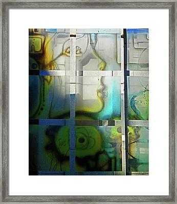 Ghost 1 Framed Print