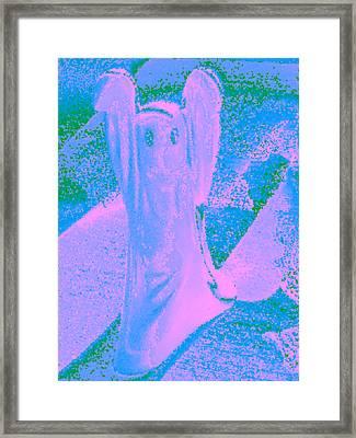 Ghost #4 Framed Print