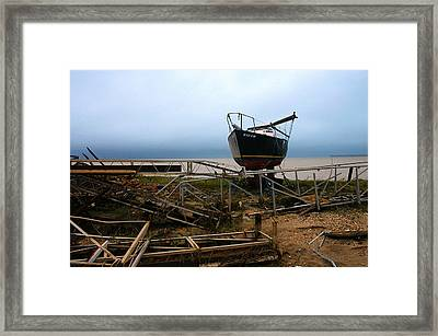 Ghost  Framed Print by Clayton Bruster