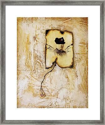 Ghost II Framed Print