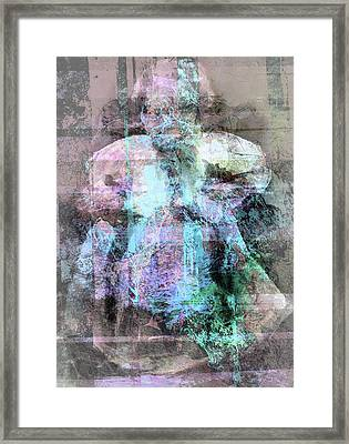 Ghost Of A Child Framed Print