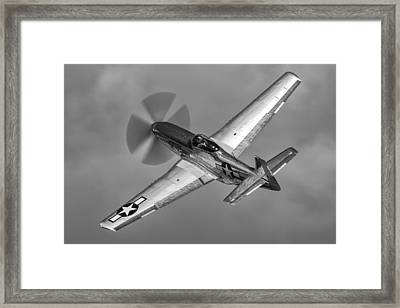 Ghost Of Conflicts Past Framed Print