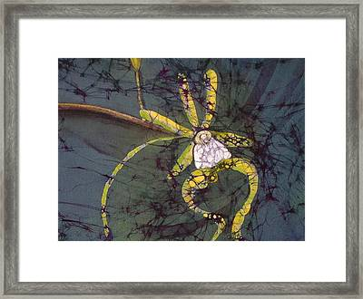 Ghost Orchid Framed Print