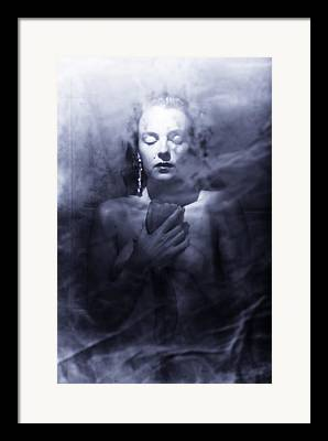 Ghost Photographs Framed Prints