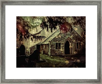 What Dreams May Come Framed Print by Marilyn Wilson