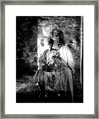 Ghosts Africa 1 Framed Print