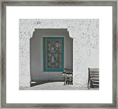 Framed Print featuring the photograph Ghosts by Jeff Burgess
