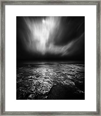 Ghosts Framed Print by Matt Anderson