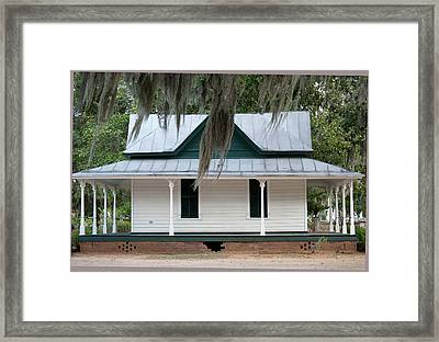 Ghosts Of Selma Framed Print by Kimberly McKinley
