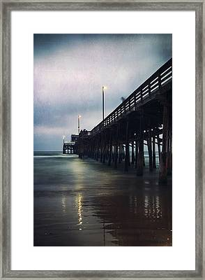 Ghosts Of Yesterday Framed Print