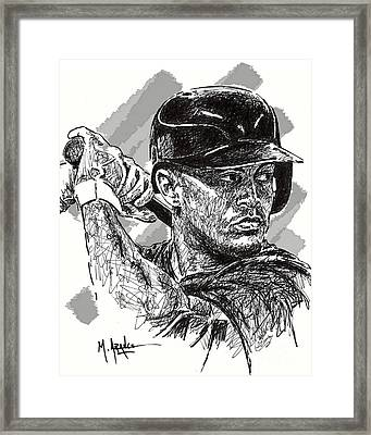 Giancarlo Framed Print