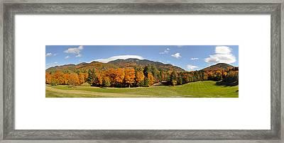 Giant Mountain Framed Print