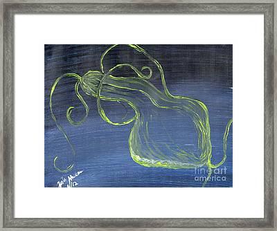 Giardia Framed Print
