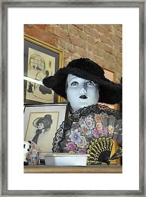 Gibson Girl Framed Print