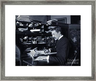 Gifford Pinchot, American Framed Print