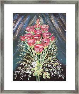 Gift For You Framed Print