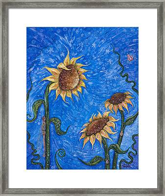 Gift Of Life Framed Print by Tanielle Childers