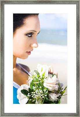 Gift Of Love Framed Print
