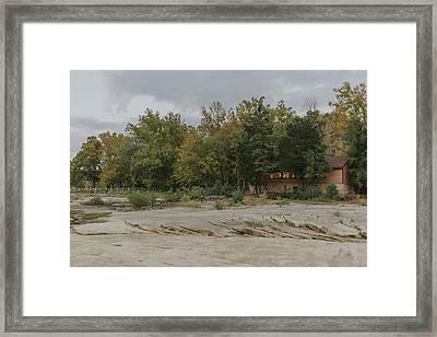 Gift Shop At Cumberland Falls Framed Print