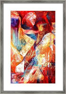 Gifts For The Harem Framed Print