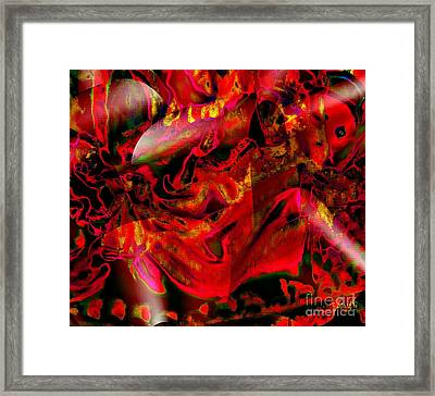 Gifts Of Life  Framed Print by Fania Simon